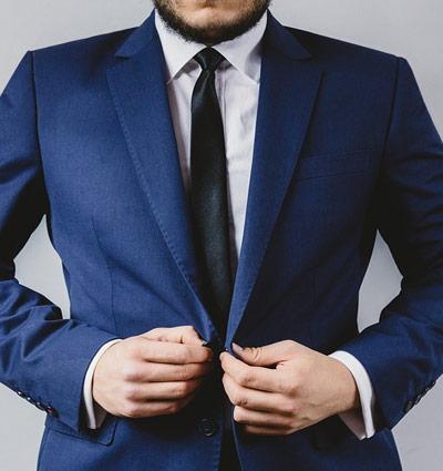 Business mode für mollige männer