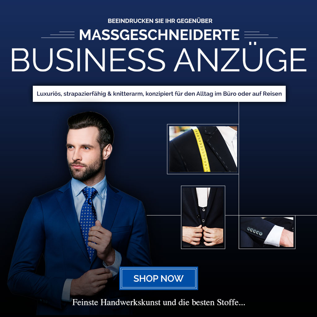 Farbbrillanz Kunden zuerst am besten billig Massanzug-online.de: Der perfekt passende Massanzug ganz ...